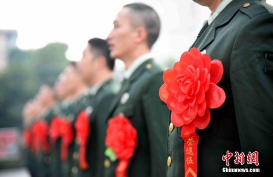 China mulls new law to support veterans in education, employment