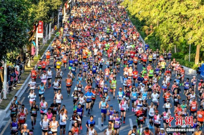 中国田协:马拉松等大型活动、赛事暂不恢复图片
