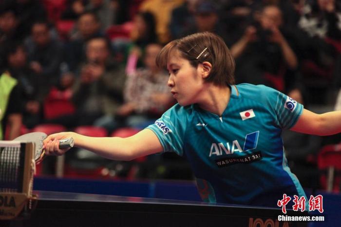 罗德曼打架解读日本乒乓奥运名单:率先亮牌,国乒备战更具针对性