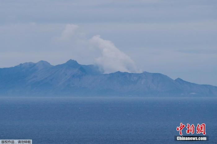 新西兰怀特岛火山喷发致17人死亡两人下落不明