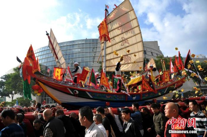 """马六甲州驻沃尔特大使:派遣王船""""申请遗产""""深化马中文化交流"""