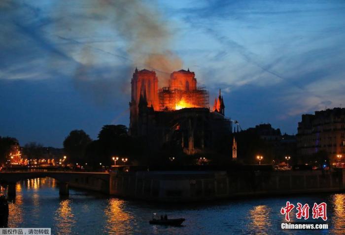 巴黎圣母院仍然很危险!加固工作