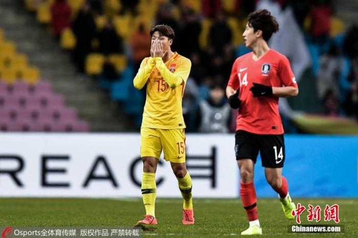 体坛观察   连败日韩,国足与亚洲豪强的差距有多远?