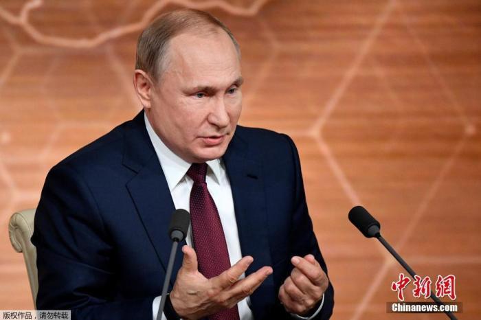 普京:就纳瓦利内一事对俄发起无根据指责不可接受图片