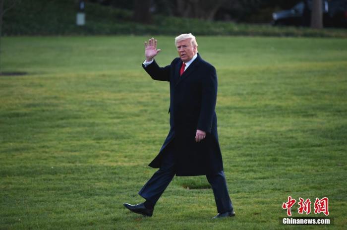 特朗普称美国计划将更多国家列入旅行禁令名单