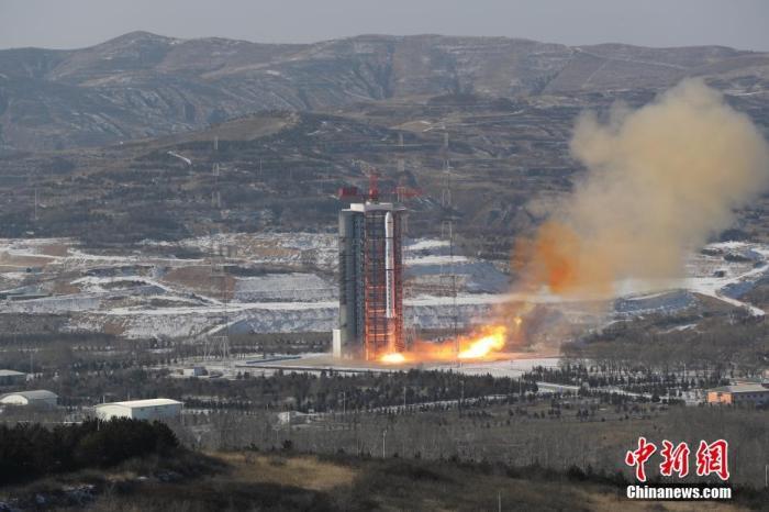 中巴地球资源卫星04A星成功发射 谱写中巴航天合作新篇章