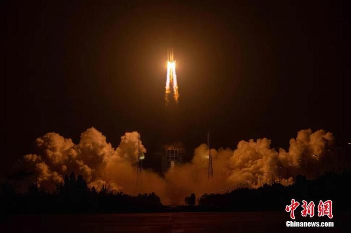 北斗、探月三期�⑹展� 2020年中��宇航�l射有望突破40次