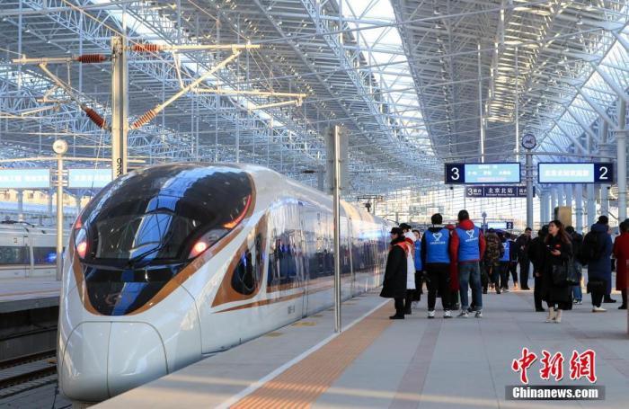 世界首条智能高铁京张高铁开通 首次采用北斗导航自动驾驶