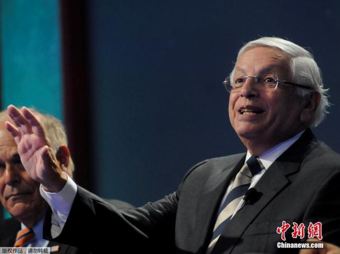 斯特恩追悼会姚明现身 名宿云集共同悼念NBA前总裁