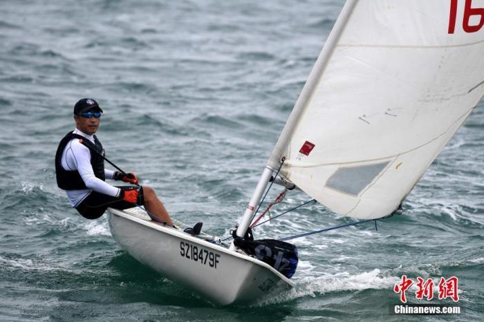 李全海当选世界帆联主席 成首位任该职位的中国人