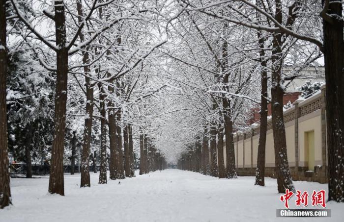 雨雪持续发力 陕西山西河南山东
