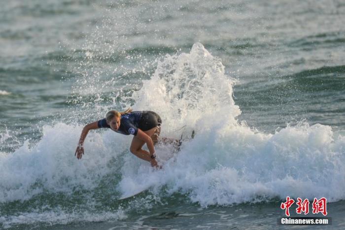 成绩尴尬、文化贫瘠……中国冲浪,何时能破茧而出?