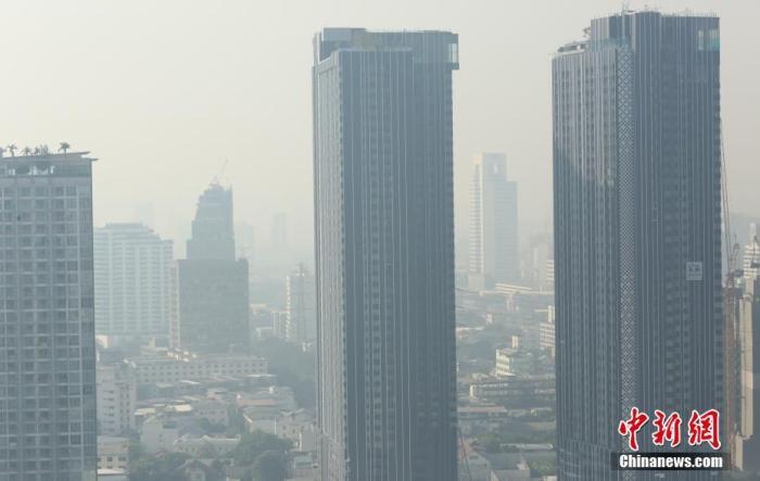 泰国政府考虑拟定新法应对雾霾:禁止自用车辆上路