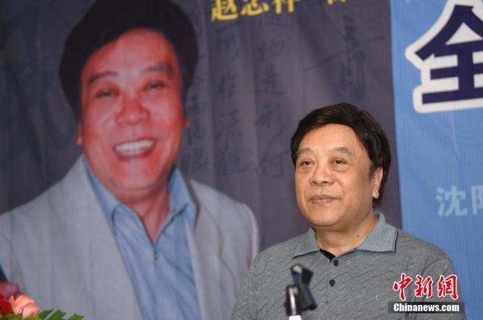 资料图为赵忠祥。中新社发 zhangpeng0720 摄 图片来源:CNSPHOTO