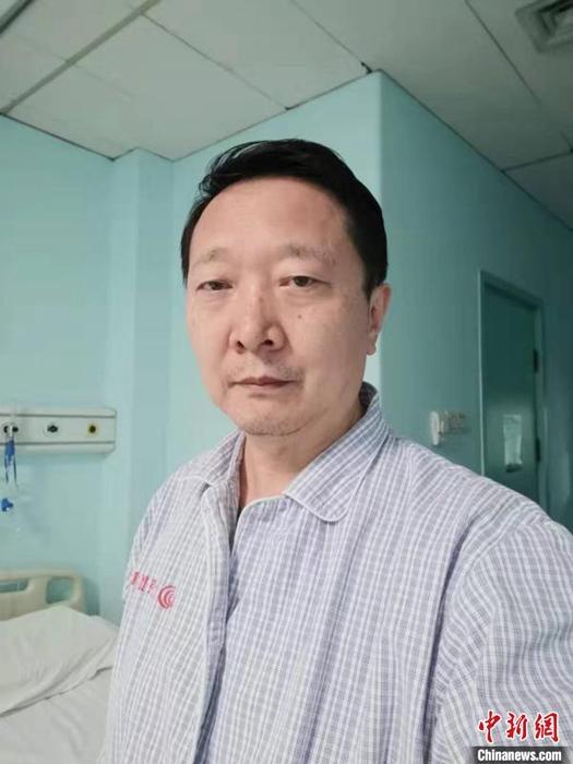北京大学第一医院呼吸和危重症医学科主任、新型冠状病毒感染肺炎专家组成员王广发。供图