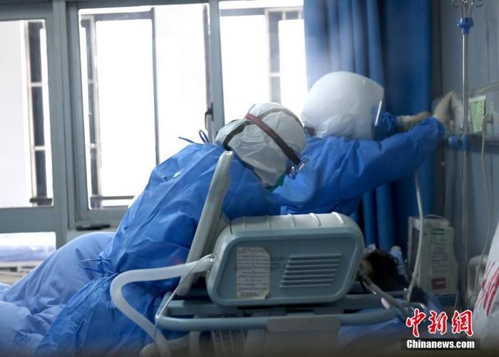 台湾新增2例新型冠状病毒感染的