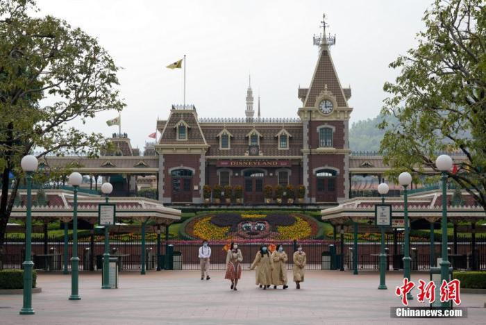 香港迪士尼乐园6月18日重新开放