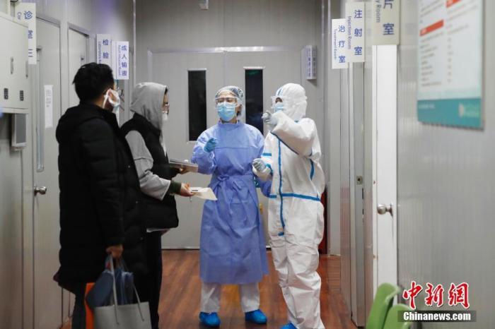 老人发热去医院能否避免交叉感染?专家:流程上能最大限度避免