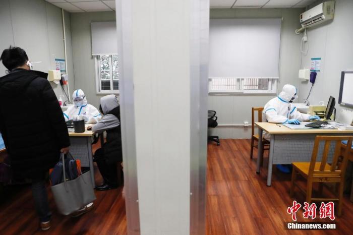 发热门诊就诊患者必须进行核酸检测
