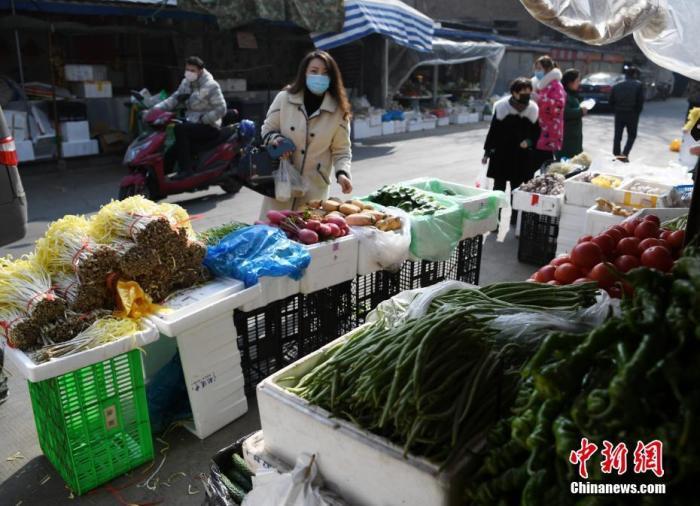 商务部:开展菜市场调查 推动做好菜市场标准化改造