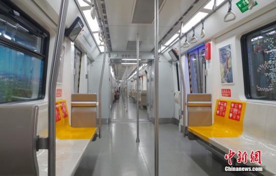1月29日,受新型冠状病毒感染的肺炎疫情影响,北京地铁6号线车站内客流稀少。 <a target='_blank' href='http://ouphe.cn/'>中新社</a>记者 贾天勇 摄