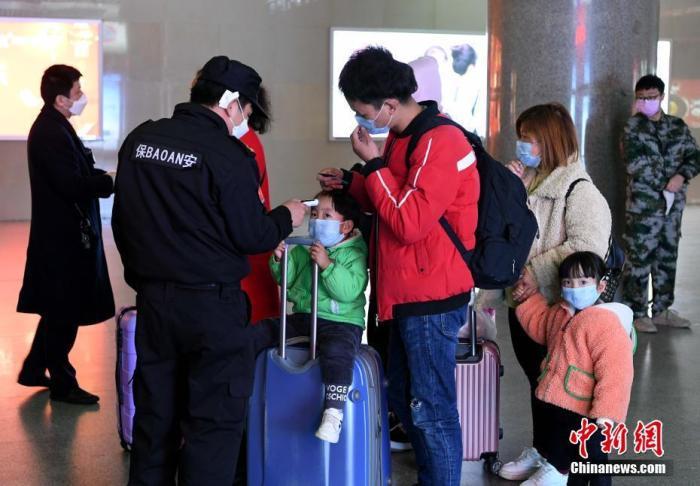 多部门:春节返程要严格控制交通运输工具客座率