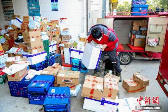 国家邮政局:预测到3月中旬湖北外邮快递网恢复常态