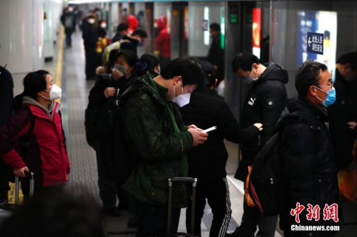 北京复工日:无人退却,一切开始慢慢恢复