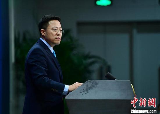 中方敦促美方撤销对台军售计划 将根据形势发展作出正当必要反应图片