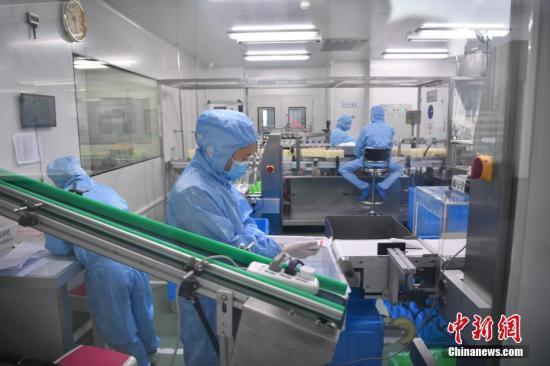 工信部︰中(zhong)小企業(ye)復工率(lv)已超過80%