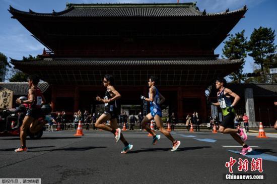 东京马拉松将于明年秋季举行 维持3.8万个普通名额