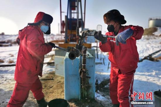 Sinopec breaks directional drilling record at depth of 8,874 meters