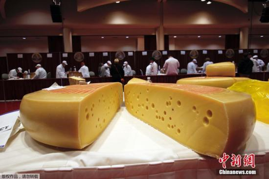 日英贸易谈判持续 因征收奶酪关税问题陷入僵局图片