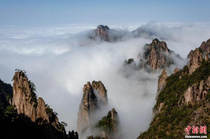 春游养生派:登世界自然遗北京助孕产名山
