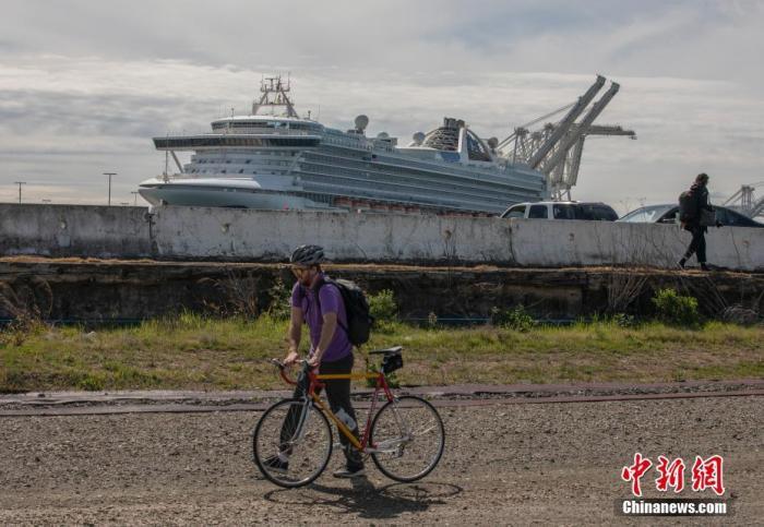 加勒比海邮轮出现疫情!至少5名乘客确诊新冠图片