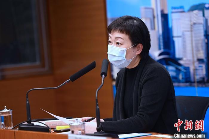 香港新增37例新冠肺炎确诊病例 包括一名2岁儿童