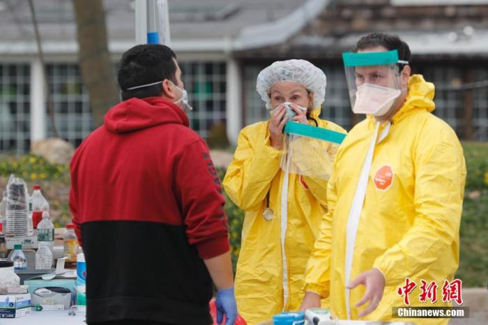 全球确诊病例超33万 欧美重灾区疫情未见受控