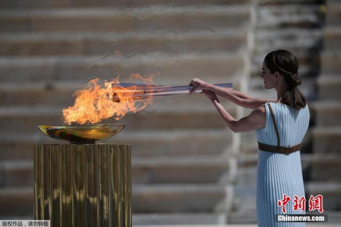 东京奥运会火炬传递3月开始 随疫情调整形式细节