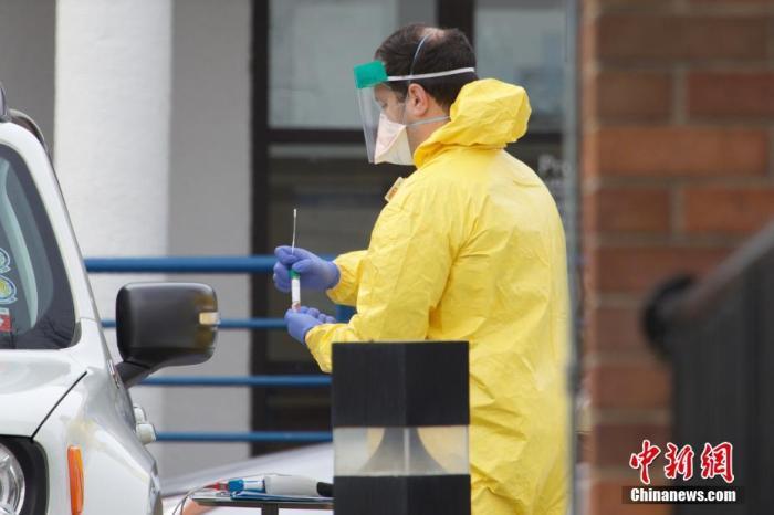 白宫促2周内完成所有养老院病毒检测 美媒:目标难实现