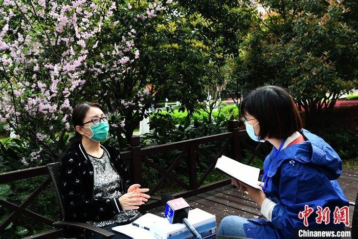 图为焦雅辉。(3月21日拍摄)<a target='_blank' href='http://www.chinanews.com/'>中新社</a>记者 安源 摄