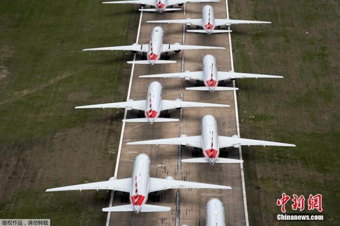 国际航空运输协会:疫情或使全球航空业损失3140亿美元