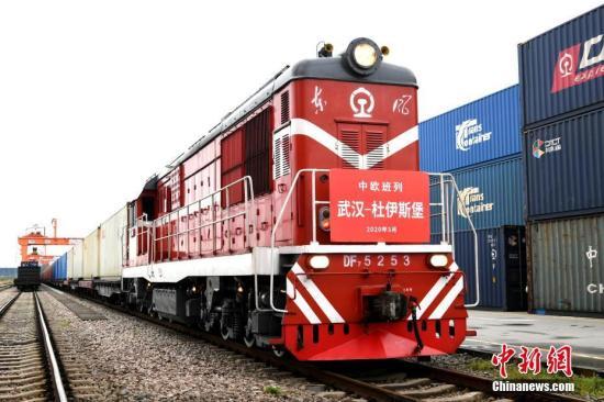 China-EU trade booms despite headwinds, a boon for many firms