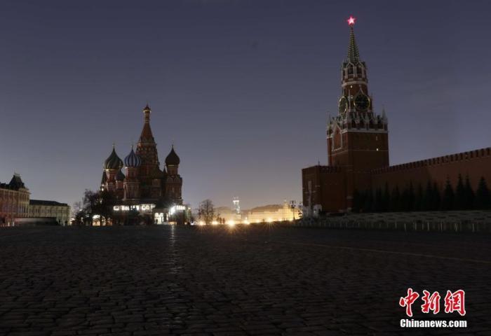 资料图:位于俄罗斯莫斯科的克里姆林宫。<a target='_blank' href='http://www.senbaojiuzhuang.cn/'>中新社</a>记者 王修君 摄