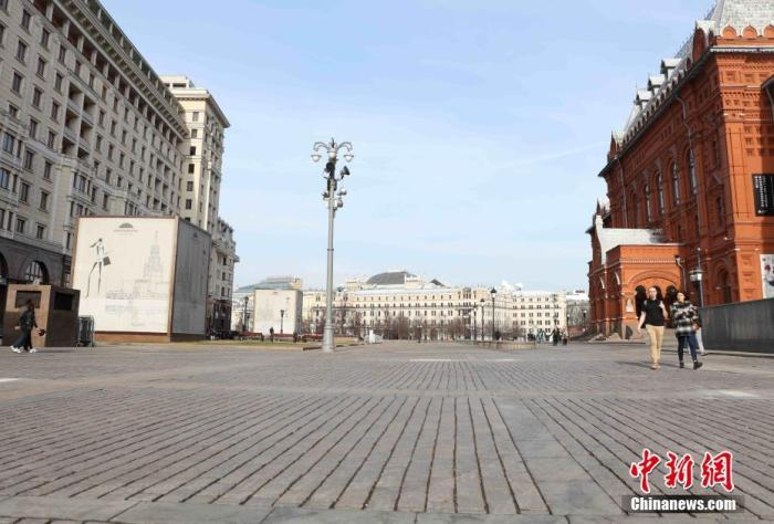 莫斯科疫情恶化 市长:13日起将逐步实行