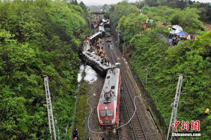 T179次列车脱轨事故调查组成立 为何未能及时停住?