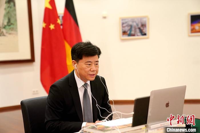 中国驻德国大使:中国愿同德国一道抓住后疫情时代机遇