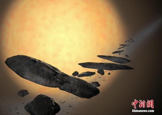 China's first solar probe to be lofted in 2022