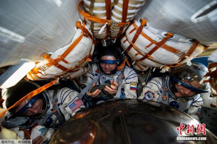 俄宇航员队伍将补充新人 8位候补人选拟参加考试