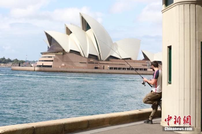 资料图:疫情下的悉尼。 <a target='_blank' href='http://www.chinanews.com/'>中新社</a>记者 陶社兰 摄