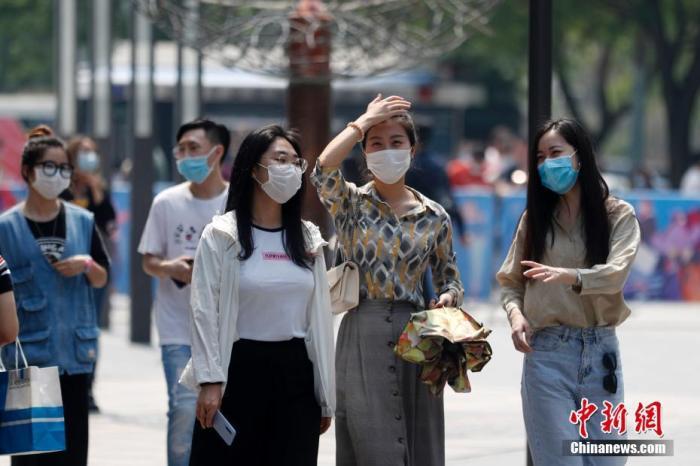 北京发布高温蓝色预警 7日至8日最高气温将达36℃以上图片
